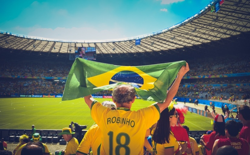 #63 -2014 World Cup in Brazil