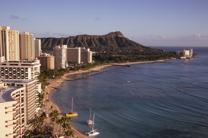 #60 – Hawaii, Escape from Waikiki Beach
