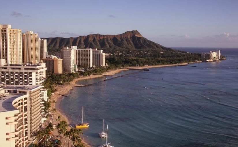 #60 – Hawaii, Escape from WaikikiBeach
