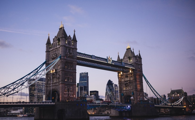 """#67 – My """"it's complicated"""" relationship withLondon"""