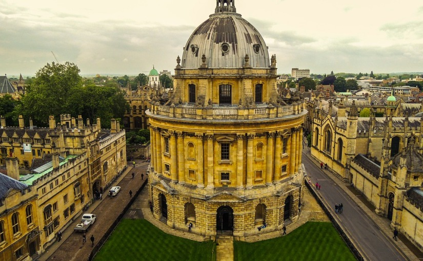 #71 – Oxford/Tourist in your own country