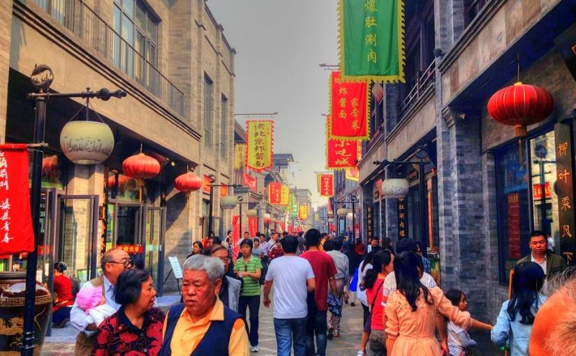 #73 – Teaching English inChina