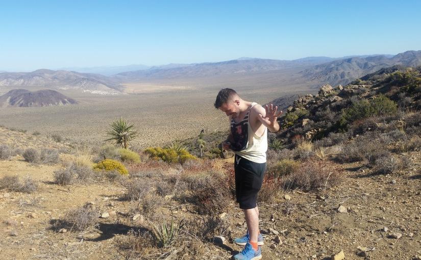 #105 – California part I – JoshuaTree
